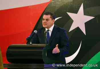 Libya lawmakers pass no confidence vote for transition govt