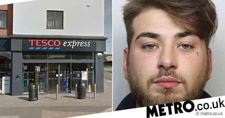 'Depraved' man waited for stranger to leave Tesco before strangling her on street