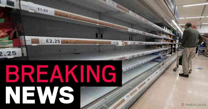 Food and drink supply chaos averted as 'deal struck with major CO2 supplier'