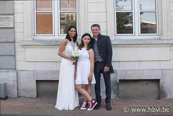 Nathalie en Marc in Gingelom (Gingelom) - Het Belang van Limburg Mobile - Het Belang van Limburg