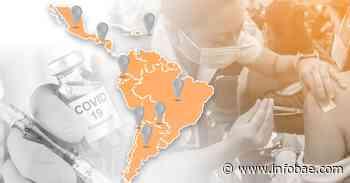 Coronavirus: 12 países latinoamericanos superan a México en el esquema de vacunación completa - infobae