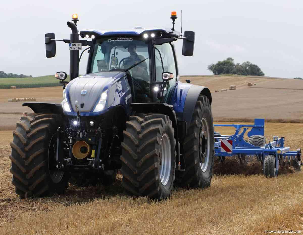 Rundumleuchte Traktor: Kleinste Kennleuchte K-LED Nano kommt von Hella - agrarheute.com