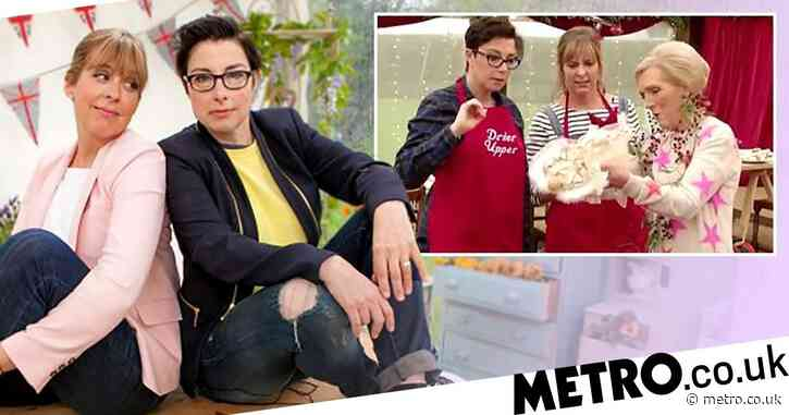 Mel Giedroyc and Sue Perkins heartbroken Mary Berry didn't get 10 years on Bake Off: 'That's our only regret'