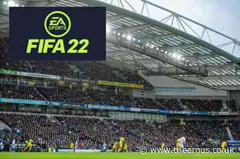 Brighton goalkeeper Robert Sanchez among most improved players on FIFA 22