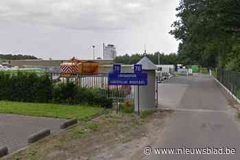 Inbrekers viseren containerpark