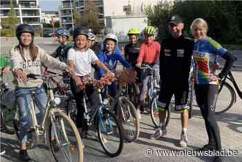 "<B>Wielergekte barst los bij Alice Nahonschool: ""Hele projectweek in teken van WK""</B>"
