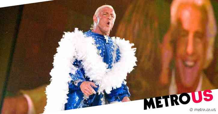 Ric Flair confesses to exposing himself to flight attendant but denies sexual assault