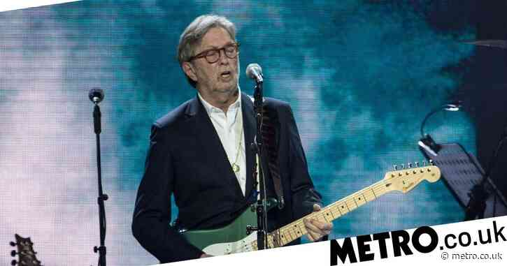 Eric Clapton breaks his own anti-vax vow and performs at venue with a vaccine mandate after all