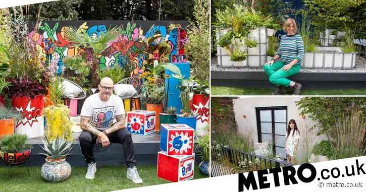 Meet the designers with extra small gardens at the Chelsea Flower Show