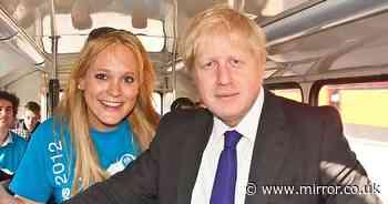 Jennifer Arcuri says Boris Johnson's top staff KNEW he had a 'crush' on her