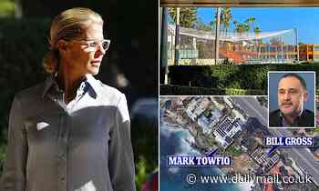 Billionaire's wife says she's too scared to go outside amid petty squabble with millionaire neighbor