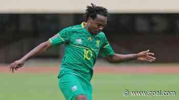 Al Ahly issue Percy Tau injury update as Bafana Bafana prepare for Ethiopia