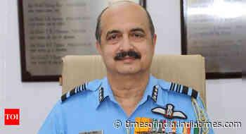 Air Marshal VR Chaudhari to be next IAF chief