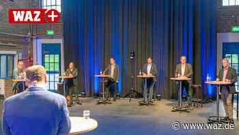 Bundestagswahl: So lief die Podiumsdiskussion der WAZ Herne - Westdeutsche Allgemeine Zeitung