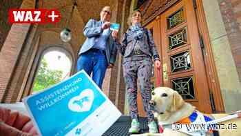 Assistenzhunde: Stadt Herne unterstützt inklusives Projekt - Westdeutsche Allgemeine Zeitung