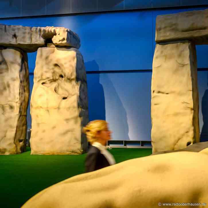 Ein Jahr Stonehenge in Herne - Radio Oberhausen