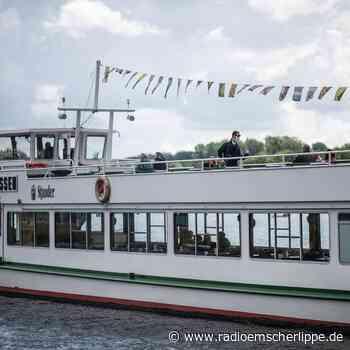 7. Schiffsparade auf dem Rhein-Herne-Kanal - Radio Emscher Lippe