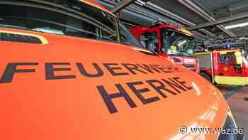 Elfjähriger Junge bei Unfall in Herne schwer verletzt - Westdeutsche Allgemeine Zeitung