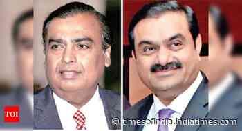 Gautam Adani throws $20-billion green energy gauntlet at Mukesh Ambani