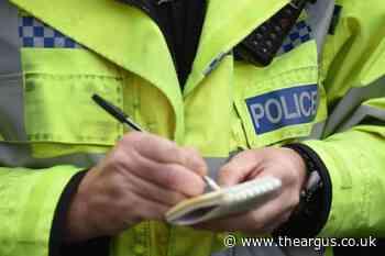 Attempted theft of Rolex watch at Broad Piece, Littlehampton