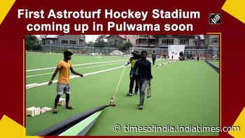 First Astroturf Hockey Stadium coming up in Pulwama soon