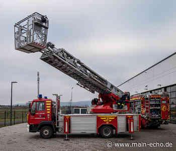 Wieso die Feuerwehr im Kreis Aschaffenburg die meisten Drehleitern der Region hat - Main-Echo