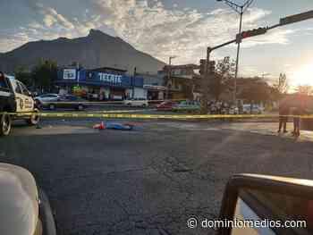 Muere hombre atropellado en Guadalupe - Dominio Medios