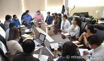 Se reúne alcalde de Guadalupe con gabinete - NTR Zacatecas .com