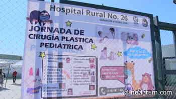 Realiza el IMSS de Guadalupe Victoria, Jornada de Cirugía Plástica Reconstructiva - Notigram