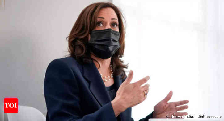 In meeting with PM Modi, Kamala Harris to 'reinforce' strategic partnership between India and US: White House