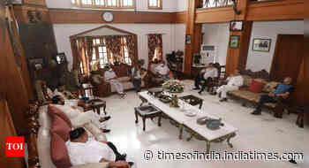 Assam, Nagaland CM's hold closed door meetings with NSCN(IM)