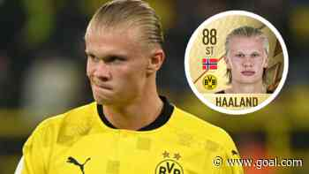 FIFA 22 ratings: Haaland, Sancho and the best Under-21 players