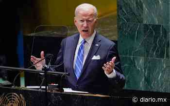 Se compromete Biden a trabajar por un 'futuro pacífico y próspero para todos' - El Diario