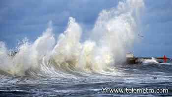 Emiten aviso de prevención hasta viernes por mareas máximas en el Pacífico - Telemetro