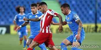 Getafe - Atlético, en directo | Sigue LaLiga Santander de fútbol, en vivo