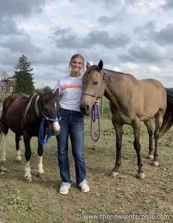Mackey sees a future working with animals | Tuesday's Teen | thenewsenterprise.com - Elizabethtown News Enterprise