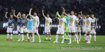Así está Pumas en la tabla de posiciones del Grita México A21 de la Liga MX - Dale Pumas - Bolavip