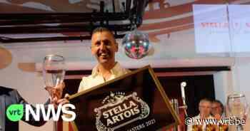 Dave Jacobs uit Niel is Belgisch kampioen biertappen - VRT NWS