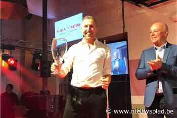 Dave van café Sportif kroont zich tot beste Stella-tapper van België - Het Nieuwsblad