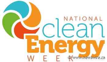 Iowa Recognizes Clean Energy Week 2021