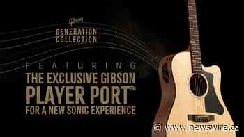 Gibson; Introducing the Gibson Generation Collection