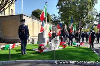 Legnano, Polizia di Stato: inaugurato il cippo commemorativo dedicato ai Caduti Vittime del Dovere - Sempione News