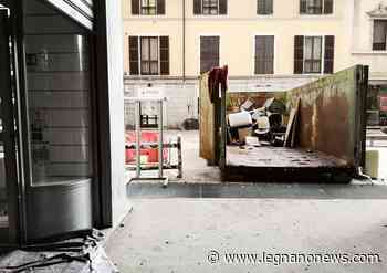 """Nubifragio a Legnano, i commercianti di corso Magenta fanno la conta dei danni: """"Persi tre anni di lavoro"""" - LegnanoNews.it"""