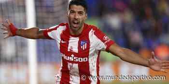 ¿Cuántos puntos directos le han dado al Atlético los goles de Suárez?