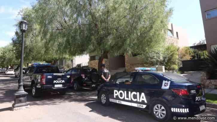 Tiroteo en San Rafael: un muerto y un policía herido - Mendovoz