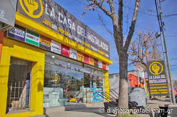 """Llegó """"La Casa del Instalador"""" a San Rafael - La información justa - Diario San Rafael"""