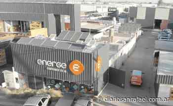 Se instalará una nueva sucursal Energe en San Rafael - La información justa - Diario San Rafael