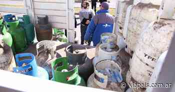 Semana de operativo de la garrafa a $300 en San Rafael y Malargüe - Vía País