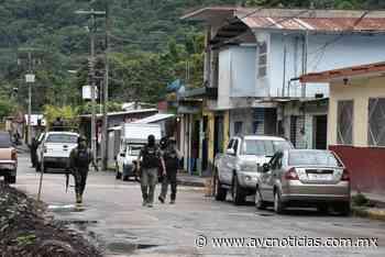 Aseguran a dos narcomenudistas en Rafael Delgado - AVC Noticias