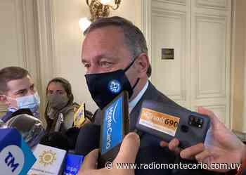 "Delgado: Lacalle Pou ""va a venir con buenas noticias"" - Radio Monte Carlo CX20 AM930"